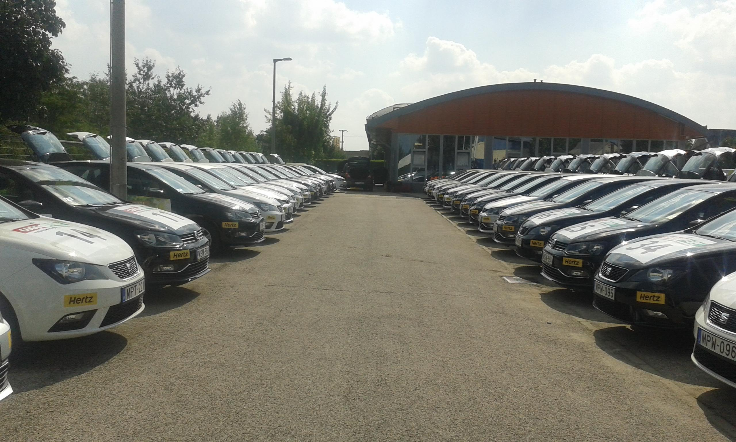 Hertz Hungary Partners Coop Rally For The Fifth Successive Year