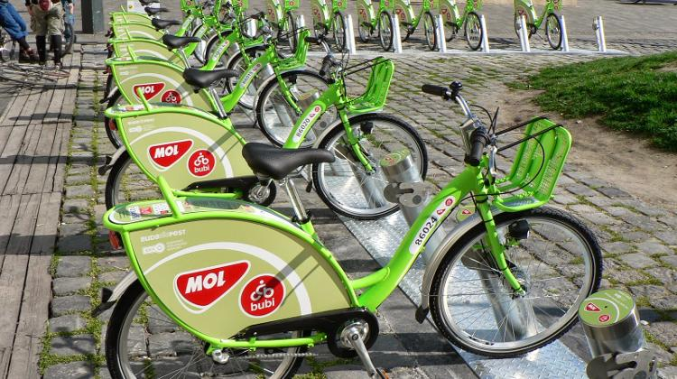 Public Bike Sharing System Launched In Budapest (Finally)