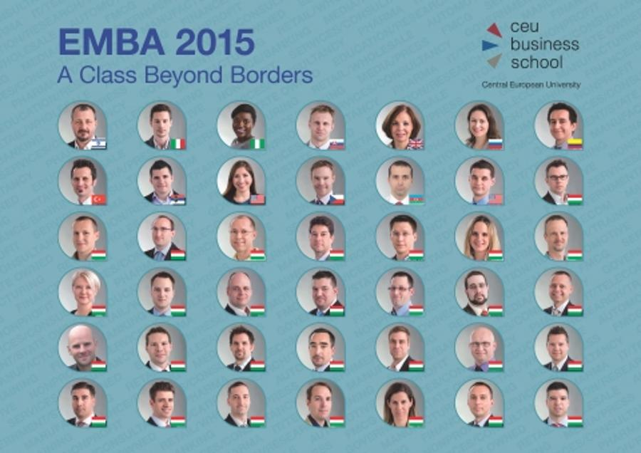 Executive MBA @ CEU Business School Budapest