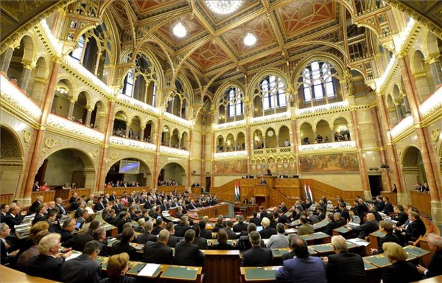 Hungary's Achievements Outlined By PM