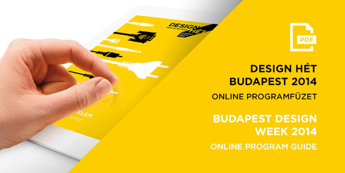 Budapest Design Week, Until  12 October