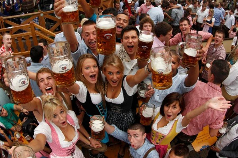 Oktoberfest, City Park Budapest, 9 - 12 October