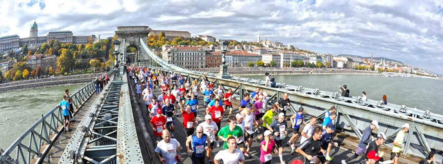 Mexican Embassy Participates First Time In Budapest Marathon