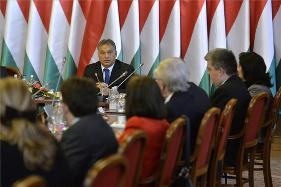 Hungary's PM Orbán: No Austerity Planned