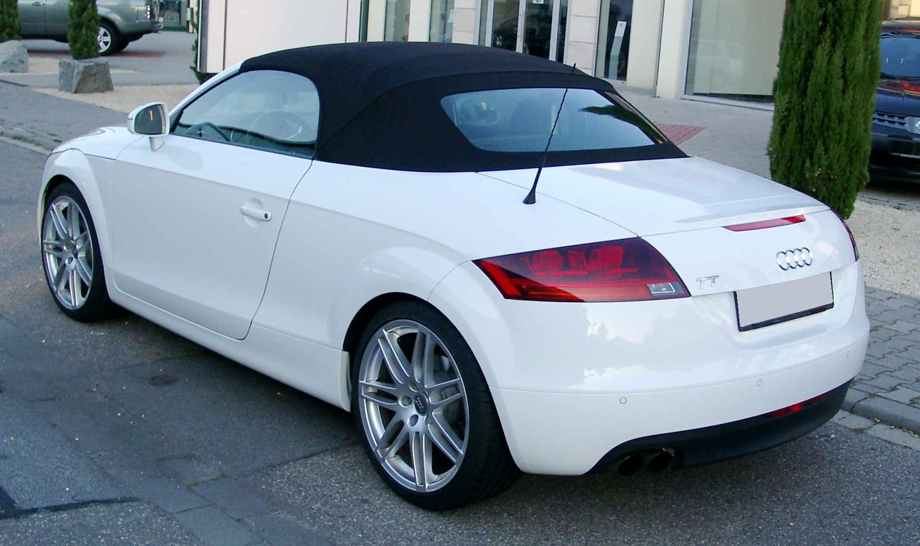 Audi Launches Production Of Next-Generation TT Roadster In Hungary