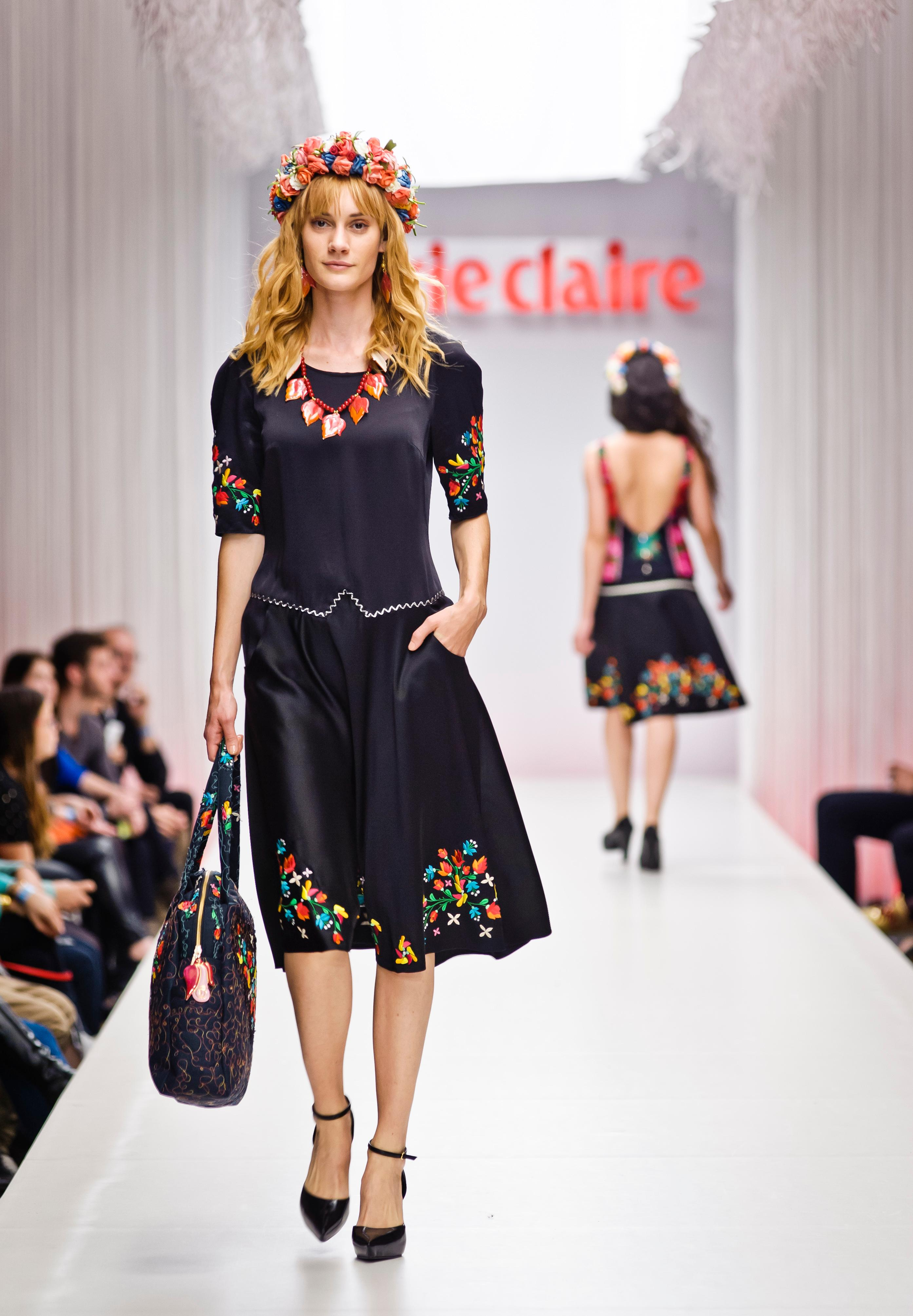 Social Enterprise Was Celebrated On Catwalk In Budapest