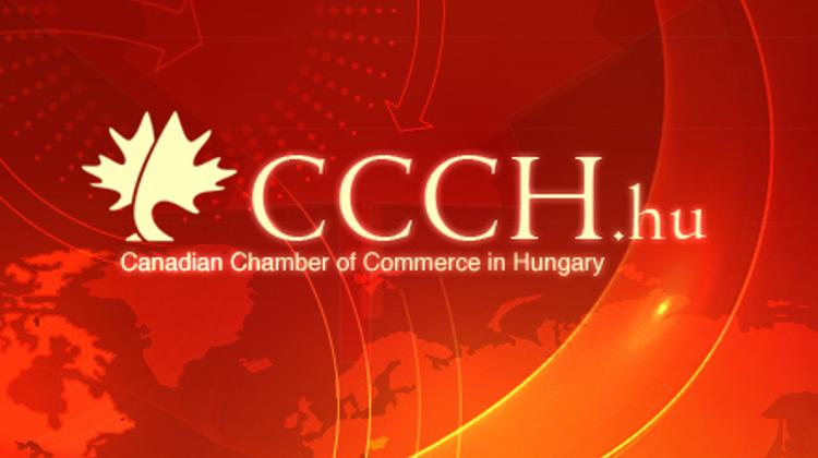 CCCH Business Lunch, Sofitel Budapest, 7 November