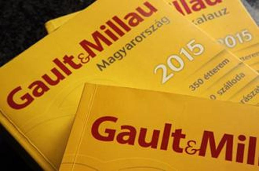 Boscolo Budapest  In Gault&Millau Hungary 2015 Guide