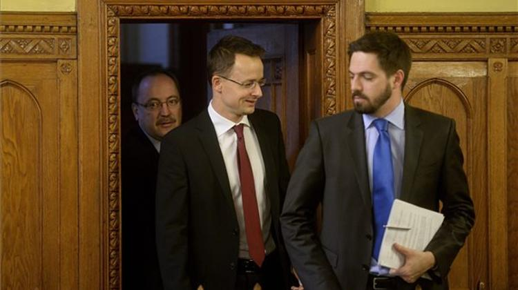 Szijjártó: Hungary Wants Closer Ties With W Balkans