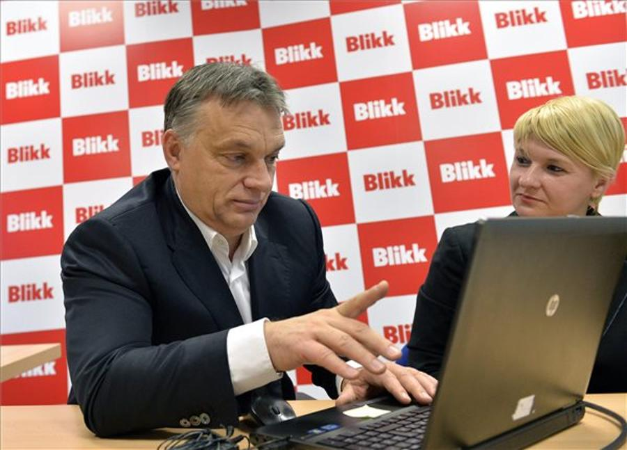 Hungary's PM Orbán Takes On Readers' Questions