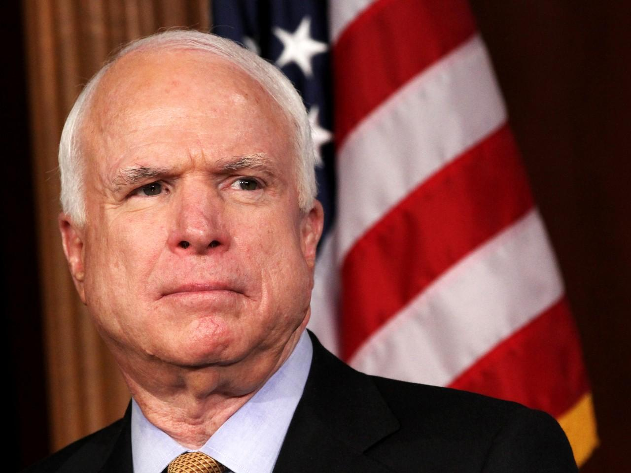 Statement By  Senator Mccain Expressing Concern About Democracy And Rule Of Law In Hungary
