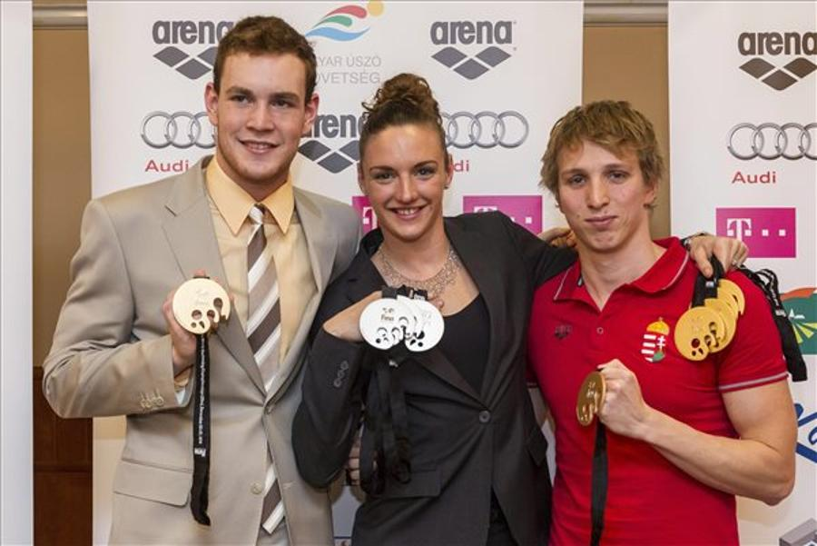 """Athletes Of The Year"" Elected In Hungary"