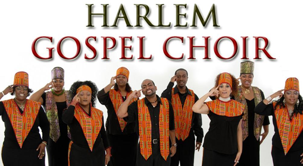 Harlem Gospel Choir & Mao, Budapest Congress Centre, 16 December