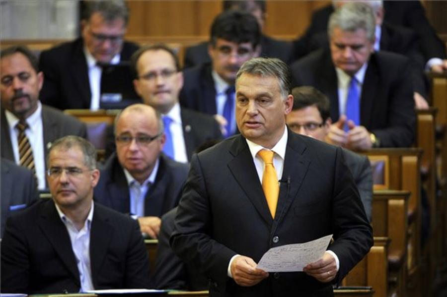 Hungary's PM Orbán Dismisses Speculation Over Fidesz Stability