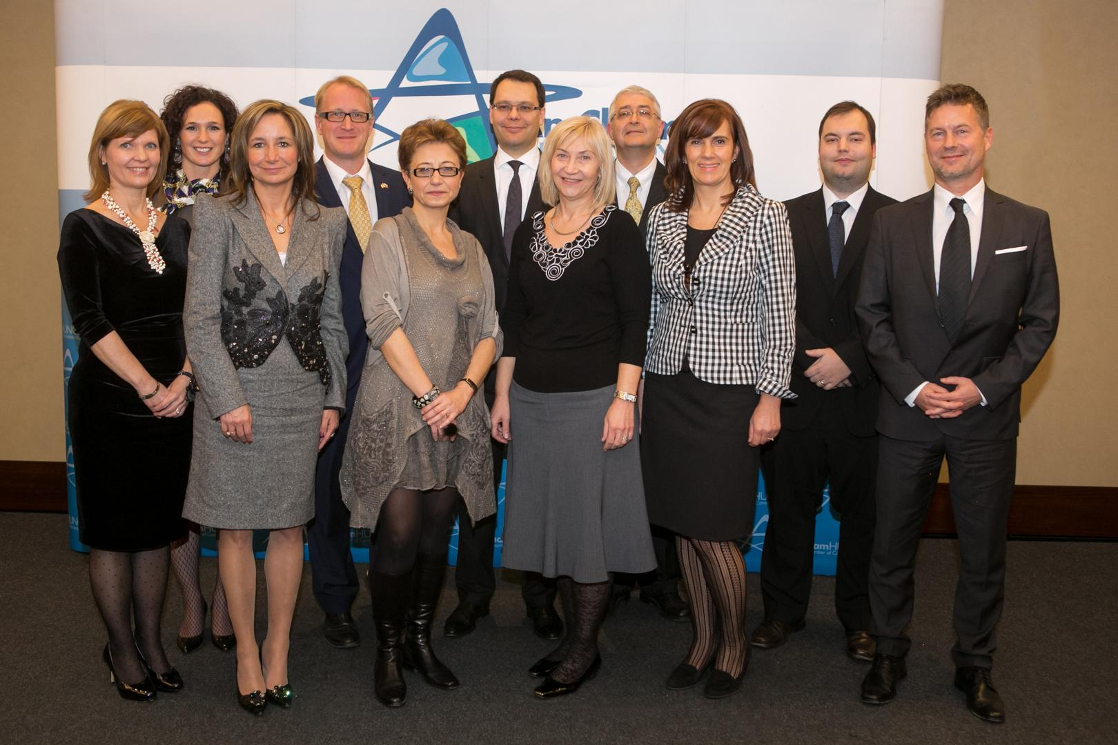 AmCham's New President & Board Elected @ 25th Annual General Assembly