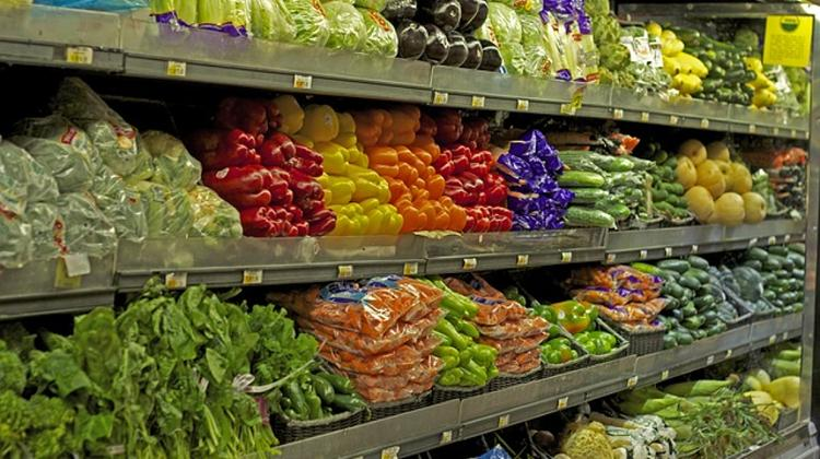 Retail Food Sales In Hungary Climb 5%