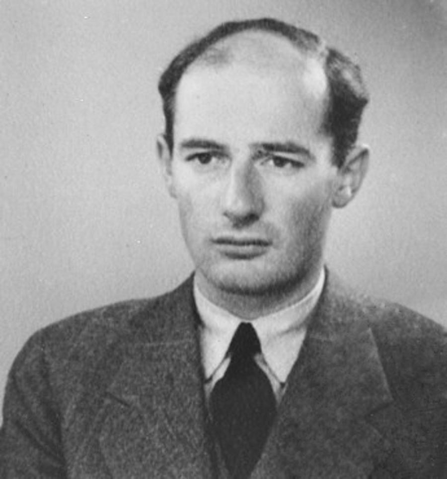 70th Anniversary Of Raoul Wallenberg's Disappearance Commemorated In Budapest