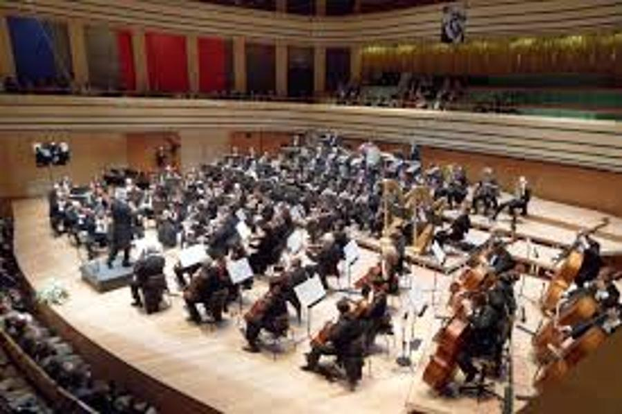 Hungarian National Philharmonic Orchestra, Palace Of Arts, 18 February