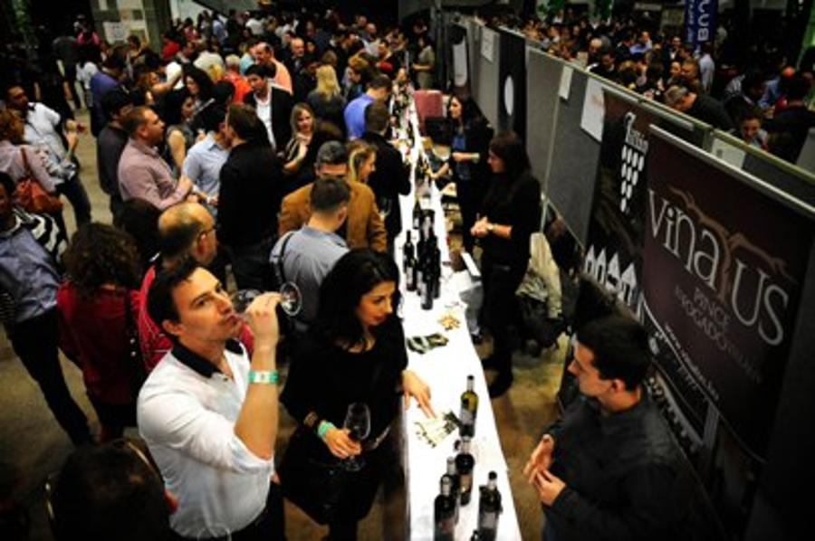 The Largest Wine-Tasting Event Of The Year @ Millenaris Budapest, 14 February