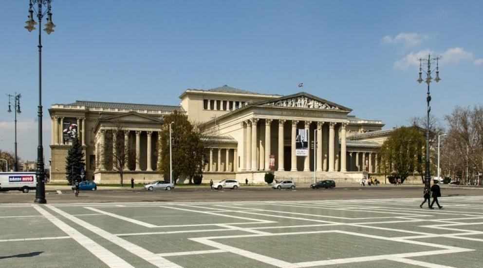 Museum Of Fine Arts Closes For Three-Year Renovation