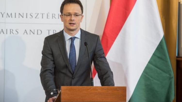 Hungary Welcomes Ukraine Cease Fire