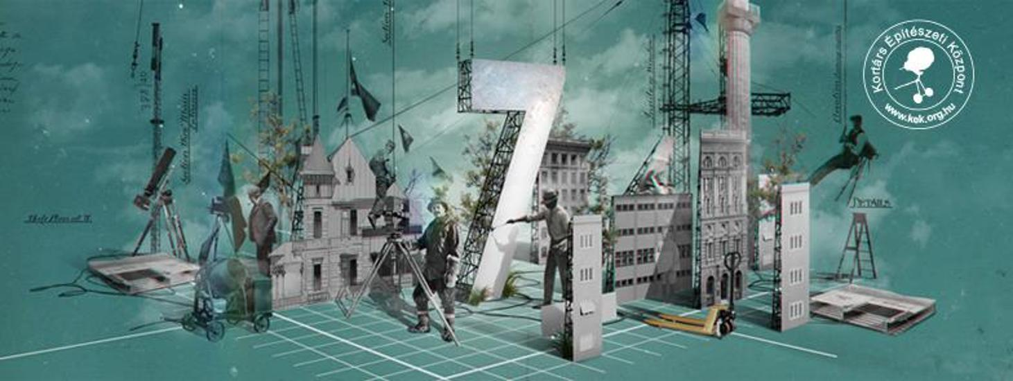 Architectural Film Days, Toldi Cinema Budapest, 5 - 9 March