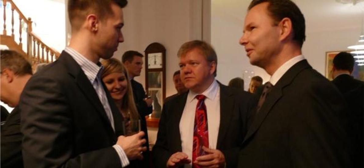 Successful Nordic Joint Meeting At The Danish Embassy In Hungary