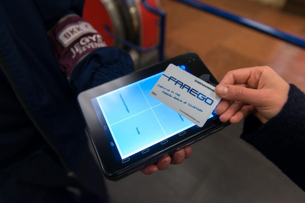Budapest Transport To Introduce E-Tickets From 2016