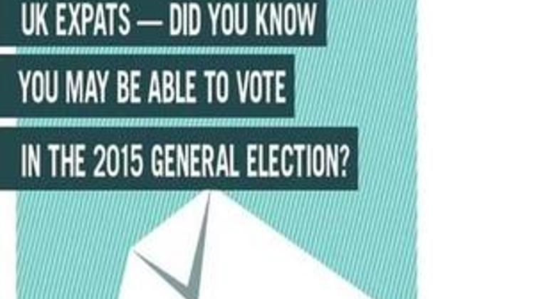 UK Residents Overseas Will Be Able To Vote In UK's General Election