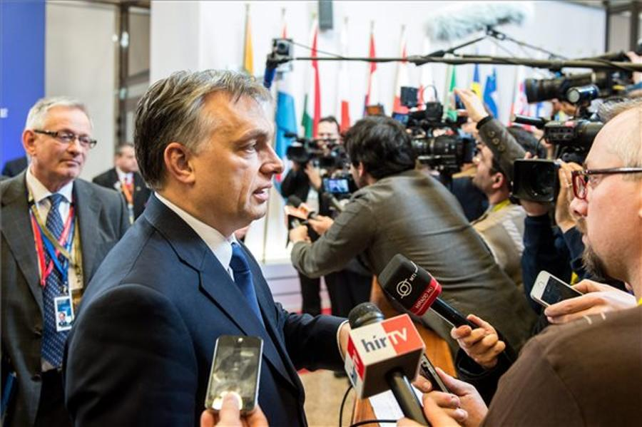 Hungary's PM To Stay Away From Hearing On Communist Collaboration Charges