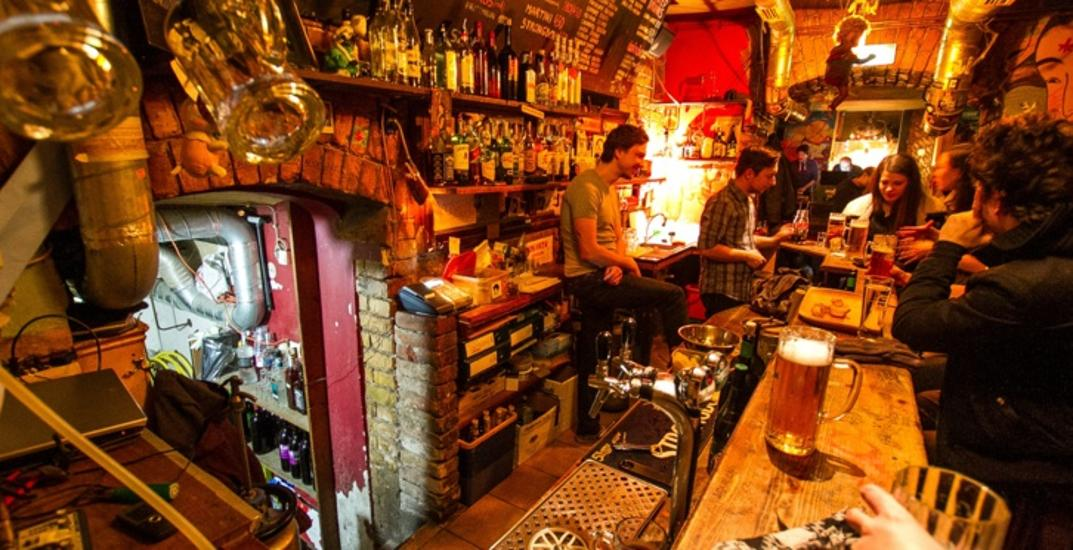Photo Article: Best Dive Bars In Budapest