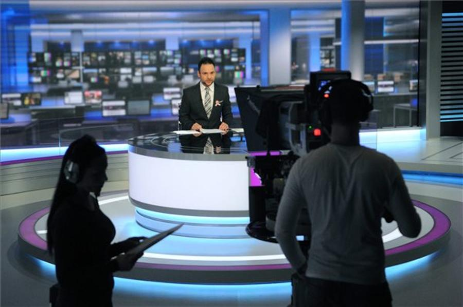 Opposition Criticises Launch Of Public TV News Channel In Hungary