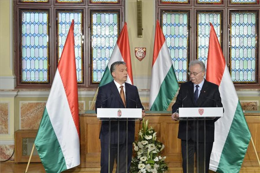 Govt Signs Development Cooperation Agreement With Sopron