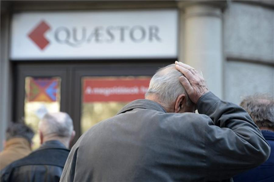Police Launch Investigation Into Quaestor