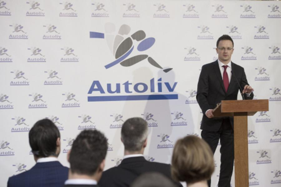 Autoliv Creates 700 New Jobs In Hungary