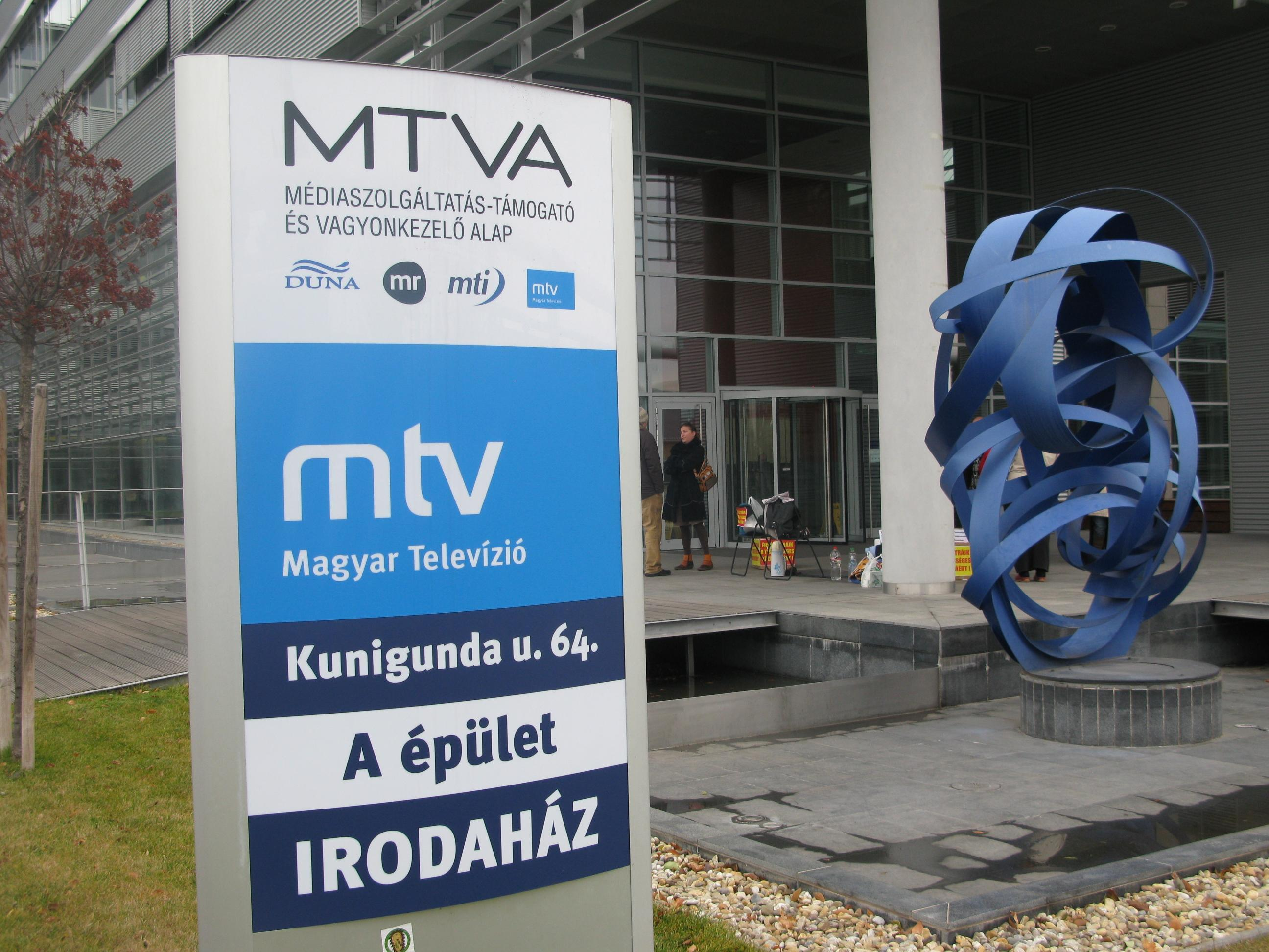 MTVA Reports Assault On Newsreader To Hungarian Police