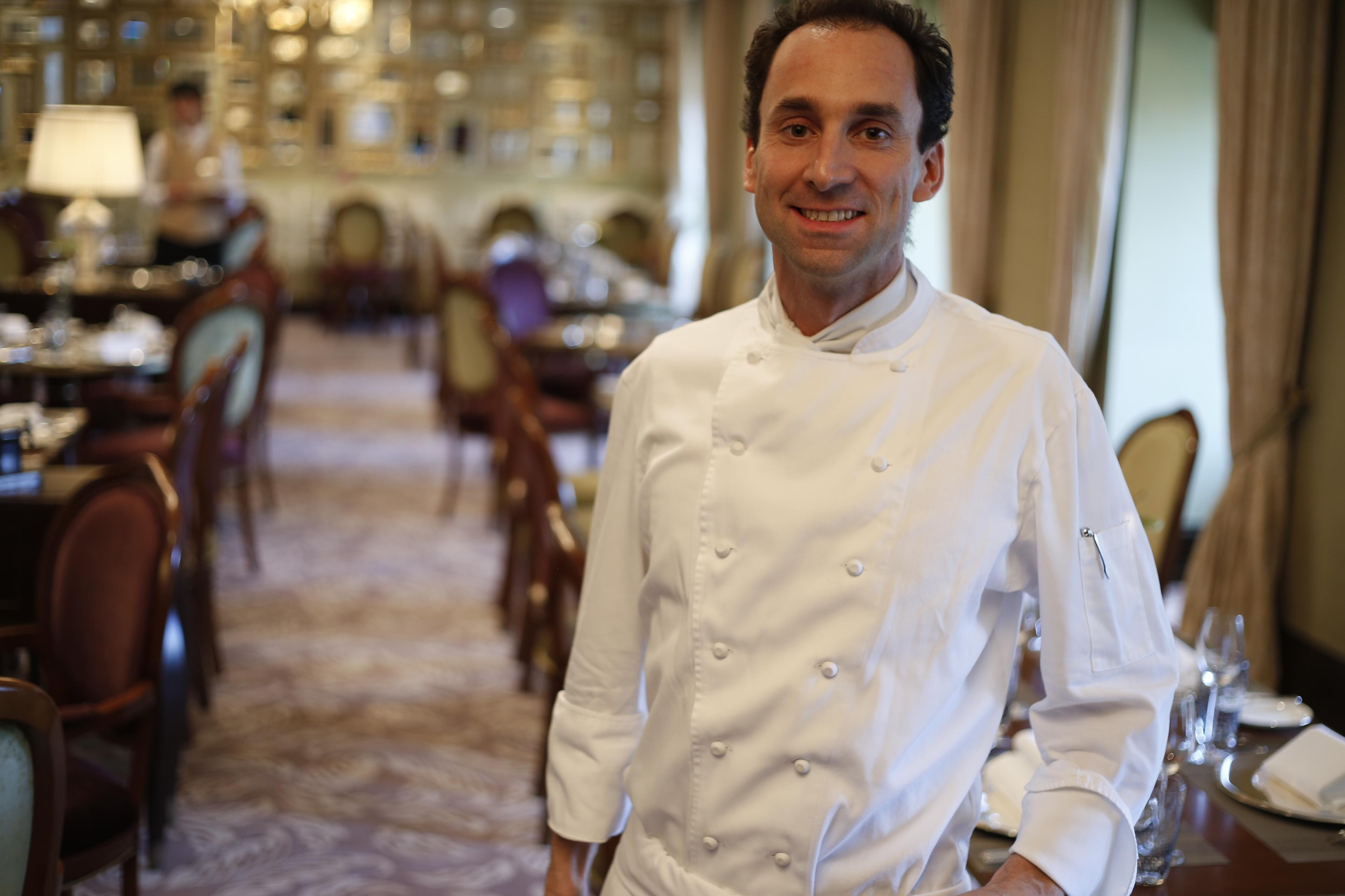 InterContinental Budapest Appointed New Executive Chef Of Hotel