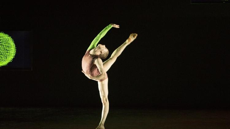 Wayne McGregor + Random Dance In Budapest, 25 April