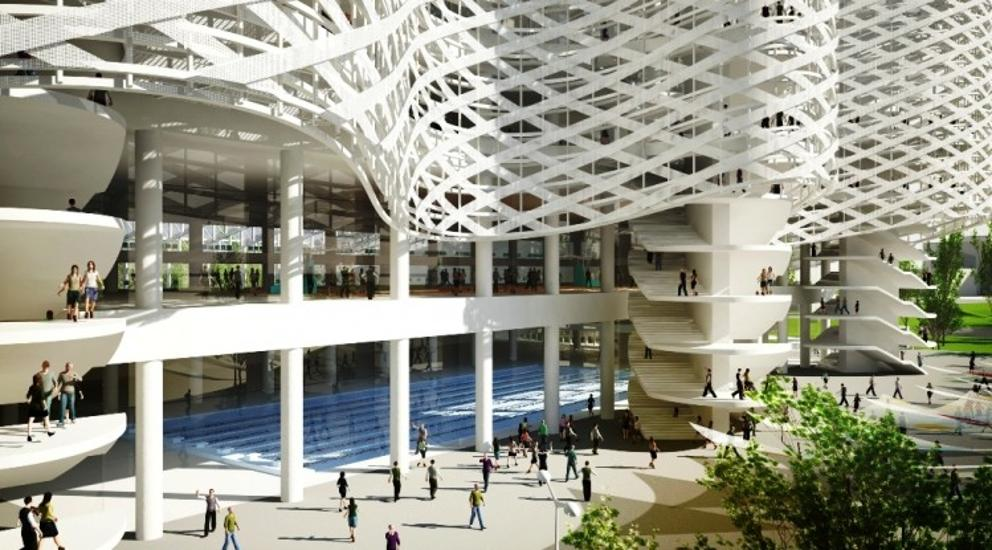 Swimming Complex For 2017 Aquatics Championships To Be Built In Budapest