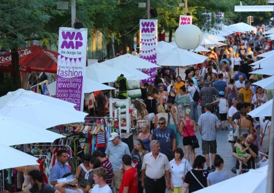 WAMP Is Going Open Air From Sunday @ Erzsébet Square, Budapest