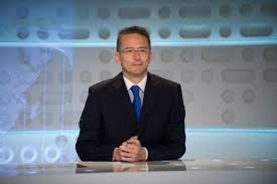 Hungary's Public TV News Anchor Assaulted