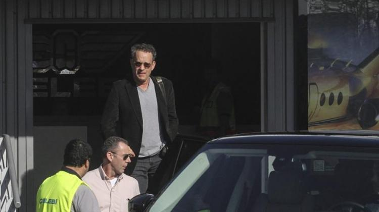 Tom Hanks In Budapest Again For Preparations Of 'Inferno'