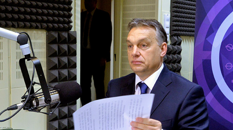 "Hungary's PM: 2016 Budget Planning Means ""Everyone Can Move Forward"""