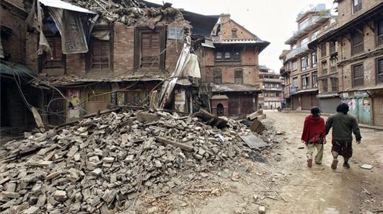 Hungarians Injured In Nepal Quake