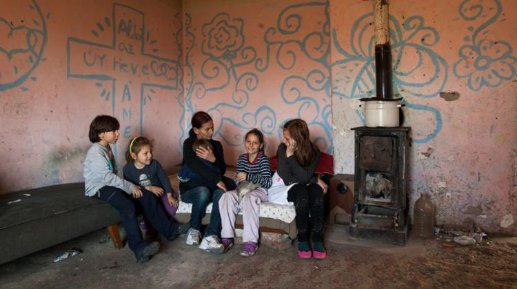 Hungary's Impoverished Roma Fear For Their Children's Future