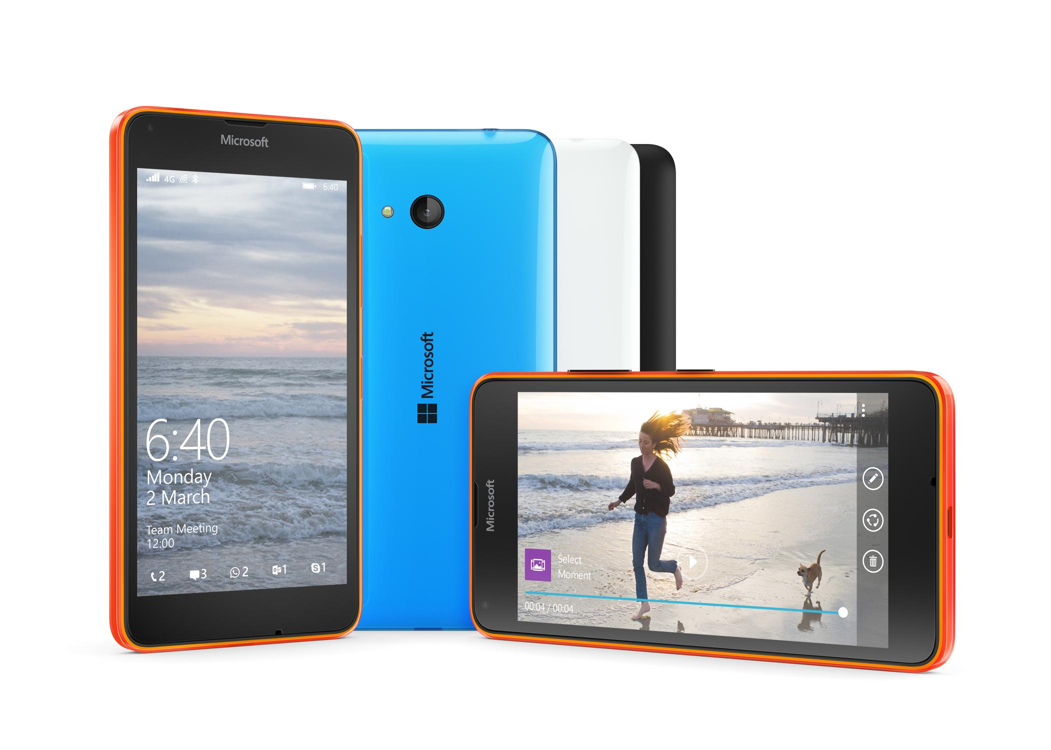 Microsoft Lumia 640 & Lumia 640 XL – Prepared For Anything