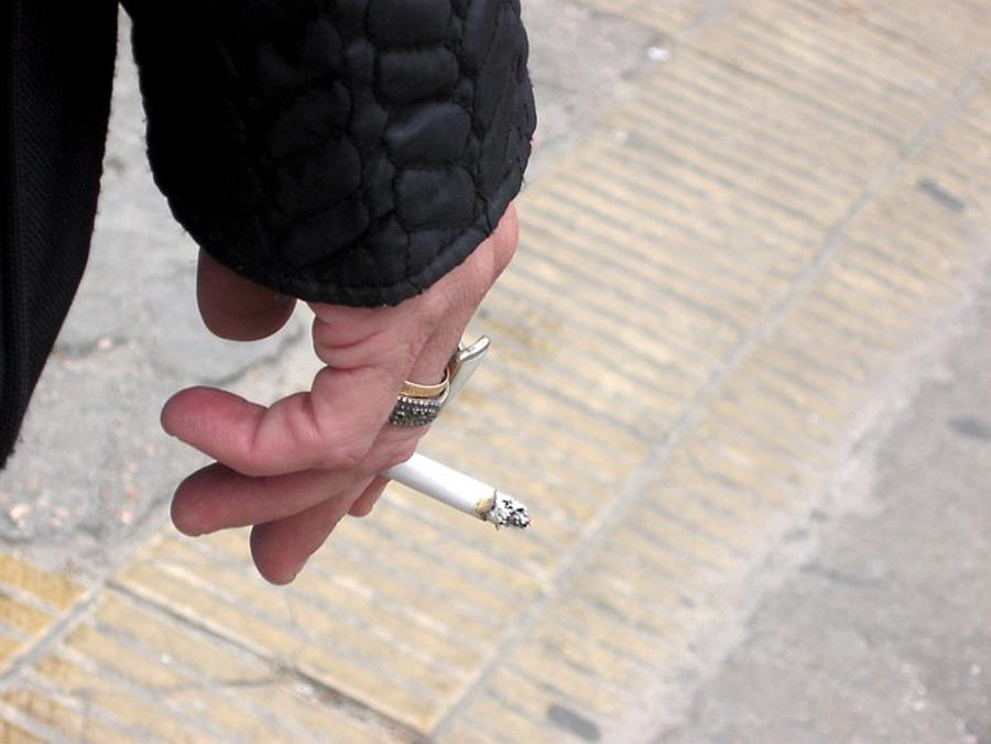 Chain-Smoking On The Rise In Hungary