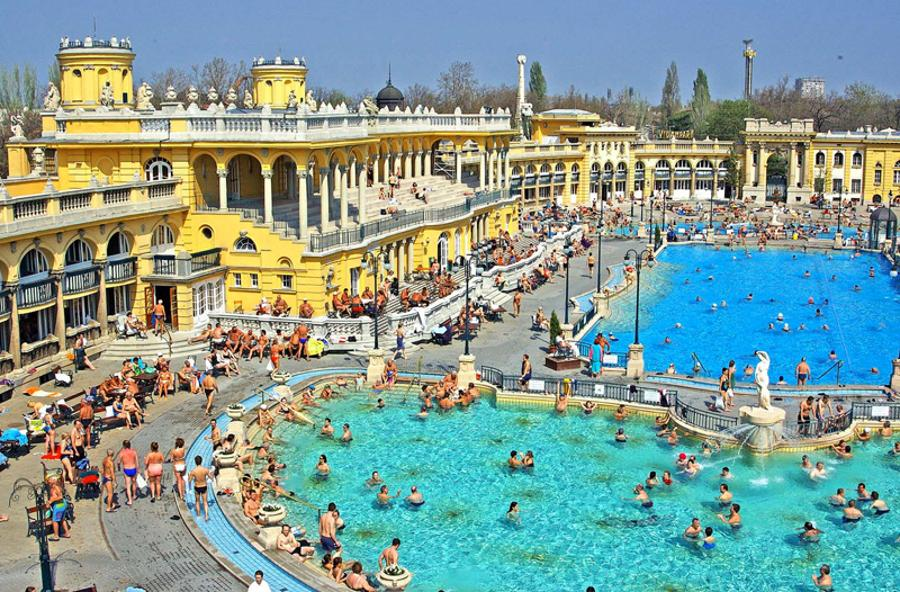 Hungarian Spas Attract Tens Of Millions In 2014