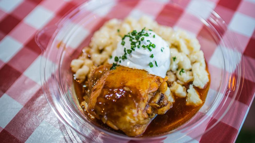 Gourmet Festival Budapest: Chicken Paprikash On The Menu, 21 - 24 May