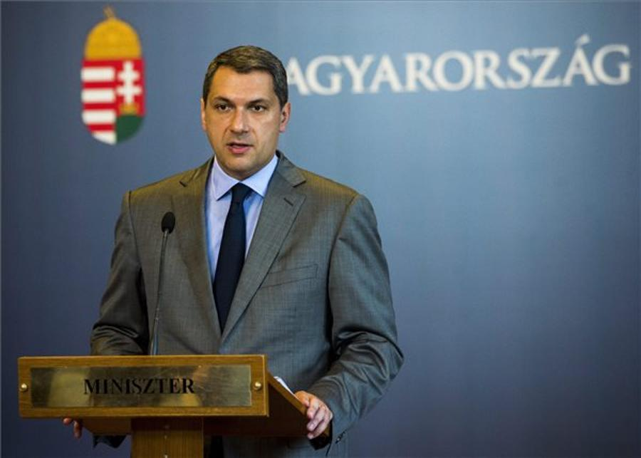 Lázár: Migrants Rejected By EU Have No Place In Hungary